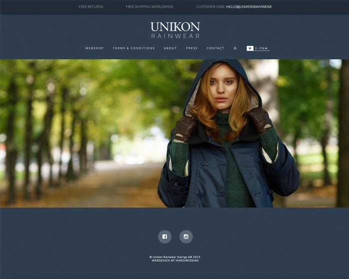 Unikon Rainwear